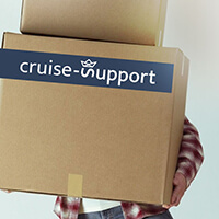 Cruise-Support Logistik